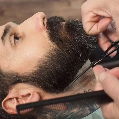 Rockncuts - beard trim 1